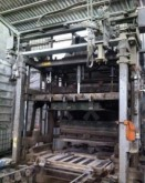 used Balbinot production units for concrete products