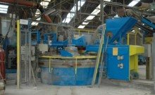 used Ocem production units for concrete products