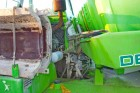 used Merlo concrete mixer