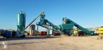 new Liebherr concrete plant