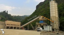 Schwing Stetter STATIONARY CONCRETE PLANT - 120 m3/h