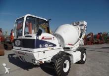 used Fiori concrete mixer truck