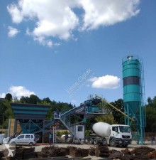 new Sany concrete plant