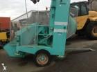 used Imer concrete mixer