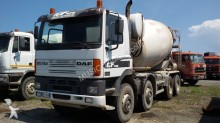 used DAF concrete mixer
