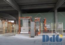 Unità di produzione di manufatti in cemento Form Impianti usato