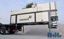 impianto di betonaggio Simintech usato