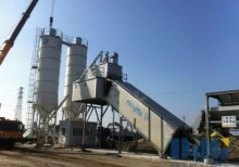 impianto di betonaggio SIMEM usato