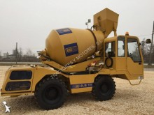 new concrete mixer truck