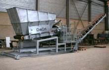 hormigón planta de hormigón DisCri