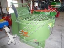 used Fliegl concrete mixer