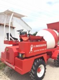 used Messersi concrete mixer