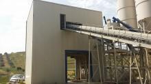 used Euromecc concrete plant