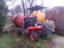 used Imer concrete mixer
