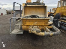 used Mecbo screed pump