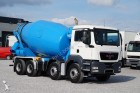 used MAN concrete mixer truck