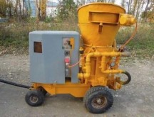 pompa per calcestruzzo Aliva usata