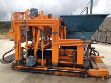 used Hormilan production units for concrete products