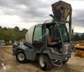 used Terex concrete mixer