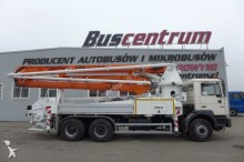 MAN concrete pump truck