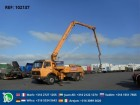 Mercedes SK1719 4X2 MANUAL WITH SCHWING 23MTR