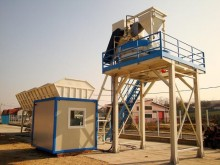 impianto di betonaggio Sumab usato