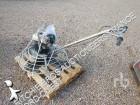 used power trowel