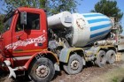 used Astra concrete mixer
