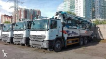 betão Mercedes 3 x Betonpump Zoomlion 36x-5RZ