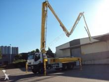 new Iveco concrete pump truck