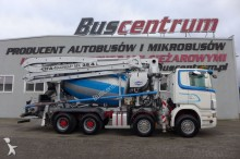 pompa per calcestruzzo Scania usata