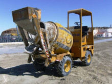 used Dumec concrete mixer