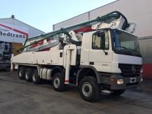 used Mercedes concrete pump truck