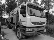 hormigón bomba de hormigón Renault