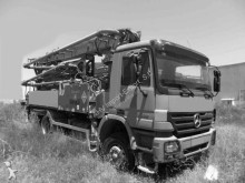 used Cifa concrete pump truck