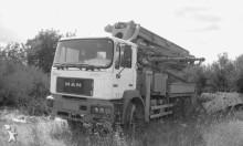 Mecbo concrete pump truck