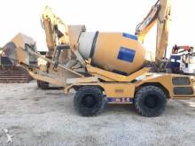 Carmix concrete mixer