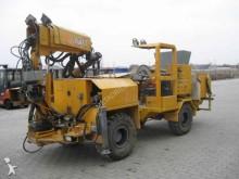 used Aliva concrete pump truck