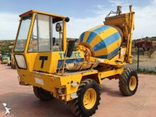 used Ausa concrete mixer truck