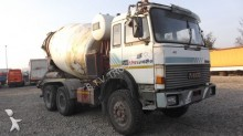 used Iveco concrete mixer