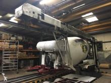 Liebherr HTM 804 Beton mixer, 12 mtr flat-belt, 8000 Lite