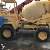 used Comet concrete mixer