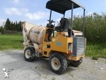 used Dumec concrete mixer truck