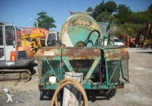 used Italmacchine concrete mixer