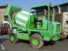 used Merlo concrete mixer