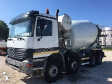 used Cifa concrete mixer
