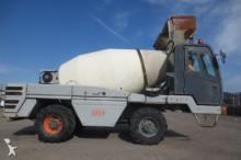 used Terex concrete mixer