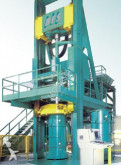 used Casagrande production units for concrete products