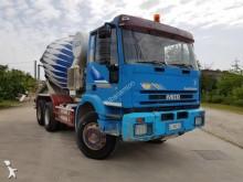 used Iveco concrete mixer truck