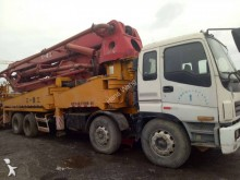 used Sany concrete mixer